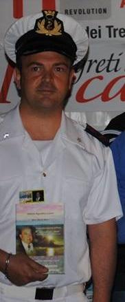 Vincenzo De Patta Sottocapo 1a cl. np. della CCP del Porto di Sapri