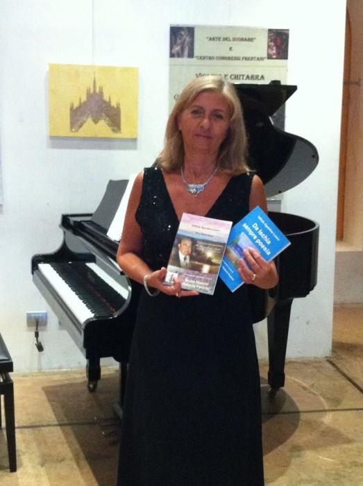 12 Inaugurazione terza stagione La Classica a Trastevere la pianista Rosalba Miserandino