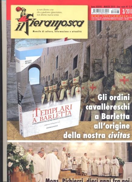 Ant2 - Delphis - Nunzia Binetti articolo il fieramosca