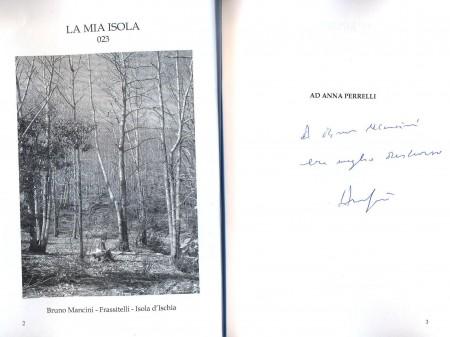 Arnoldo Foà firma l'antologia - Ischia, un'isola di...