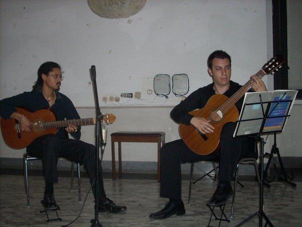 Duo chitarristico - Colombo - Di Pinto