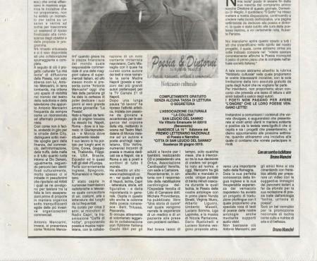 Antonio Mencarini articolo Il golfo  24042010 001