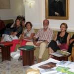 Copia di comp Da sinistra a destra Luciana Salamati,Giuseppe Castiglione, Lina D'onofrio