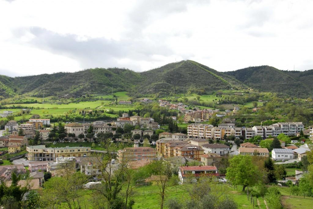 Panorama Comune Venarotta