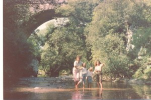 ponte rotto R 003