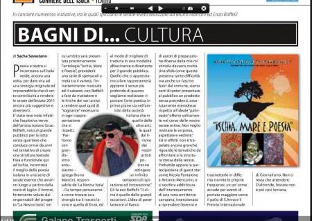 Corriere dell'Isola 2011 04 27 Teatro
