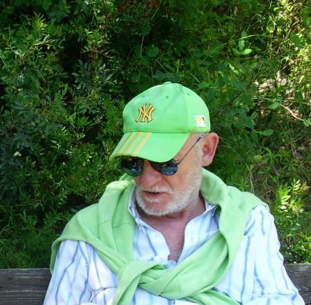 Bruno cappello verde