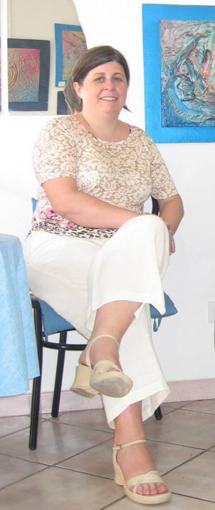 Roberta Panizza per Il Golfo