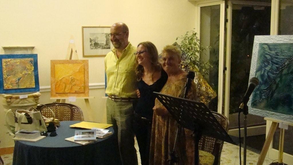 Viviana Mancini, Salvatore Ronga, Nunzia Zambardi Antologia Ischia un'isola d'amore.Hotel Mareblù