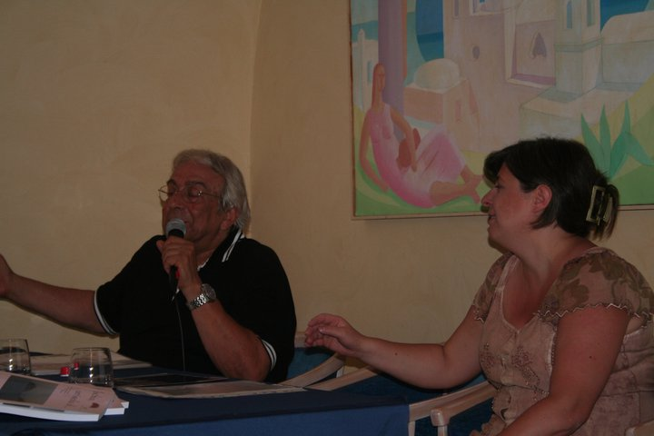 Antonio Mencarini e Roberta Panizza - Foto Barbara Lo Fermo