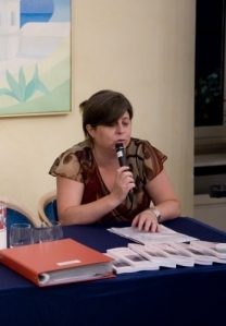 Roberta Panizza agli Amici di DILA