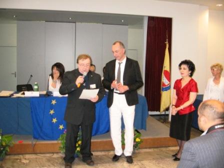 Dato Magradze - Candidato Nobel della Georgia comp