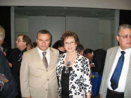 Il Principe Montereale e Fulvia Marconi comp