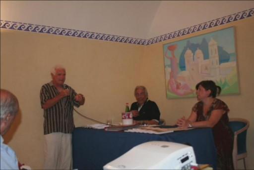 Alberto Liguoro - Antonio Mencarini - Roberta Panizza - Foto Barbara Lo Fermo miramare Liguoro