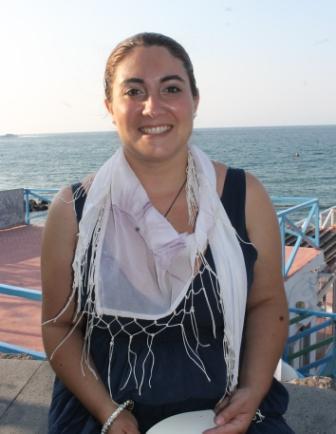 Lucia D'Ambra. foto Barbara