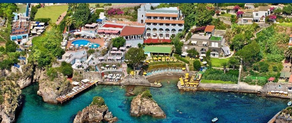 Hotel Delfini panoramica