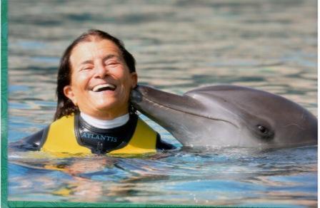 Katia Massaro Presidente Onorario Oceanomaredelphis