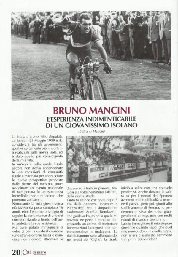 La mia tappa al Giro d'Italia in bici