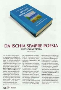 """L'antologia poetica """"Da Ischia sempre poesia"""""""