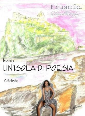Ischia un'isola di poesia Fruscio copertina anteriore