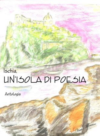 Ischia un'isola di poesia copertina anteriore