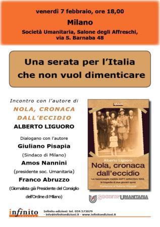Nola Milano 07.02.2014