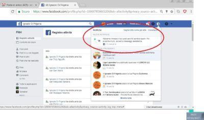 Facebook censura Continua l'inqualificabile presunzione di face nel censurare con criteri insulsi e immotivati le azioni dei sudditi sottomessi agli stupidi algoritmi dei suoi cervelletti.