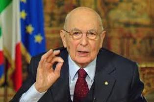 Parassiti politici PD.AncheGiorgio Napolitano a 92 anni continua a frodare gli italiani