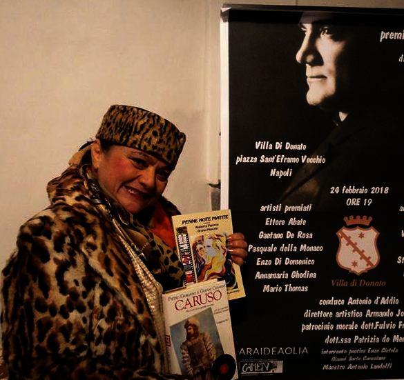 DILA sede operativa CampaniaPresidente Milena Petrarca dal giorno 11 Maggio 2019