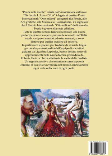 """Penne Note Matite testo completo dell'Antologia della sesta edizione del Premio internazionale """"Otto milioni"""""""