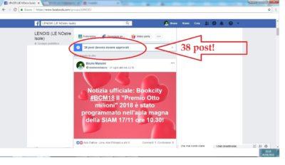 Ancora una vota sono qui a dimostrare che FB NON sa contare