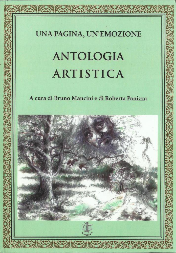 """Un'emozione - Tutte le pagine dell'antologia """"Una pagina, un'emozione"""""""