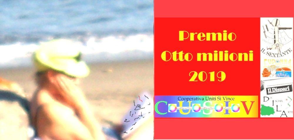 """Voti web Arti grafiche premio """"Otto milioni"""" 2019"""