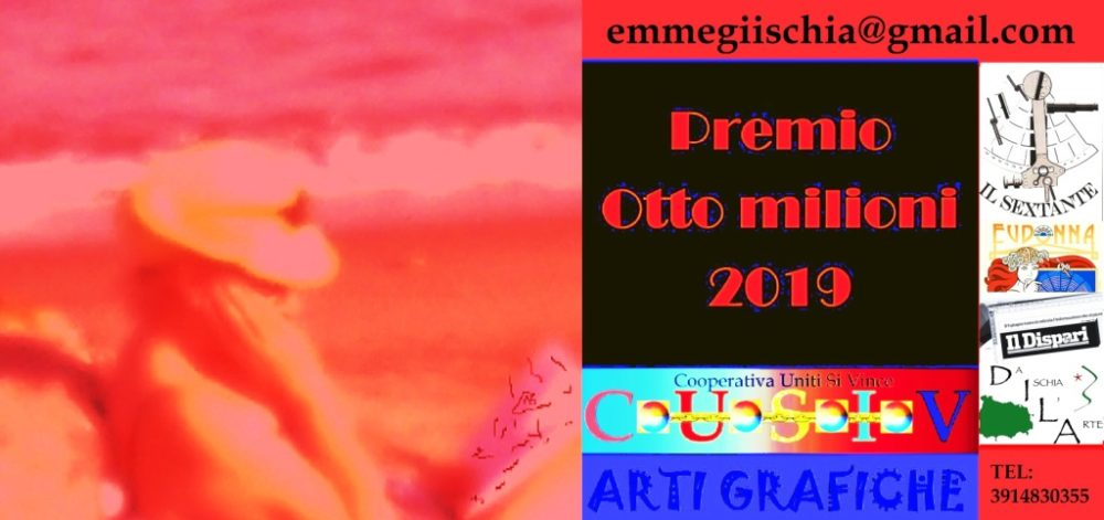 "Classifiche premio arti grafiche ""Otto milioni"" 2019"