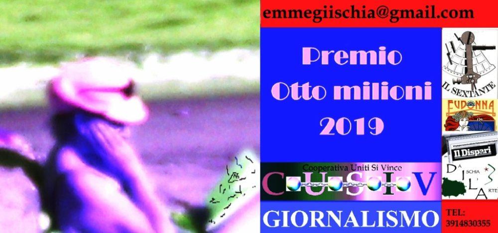 """Giornalismo -Premio """"Otto milioni"""" 2019"""