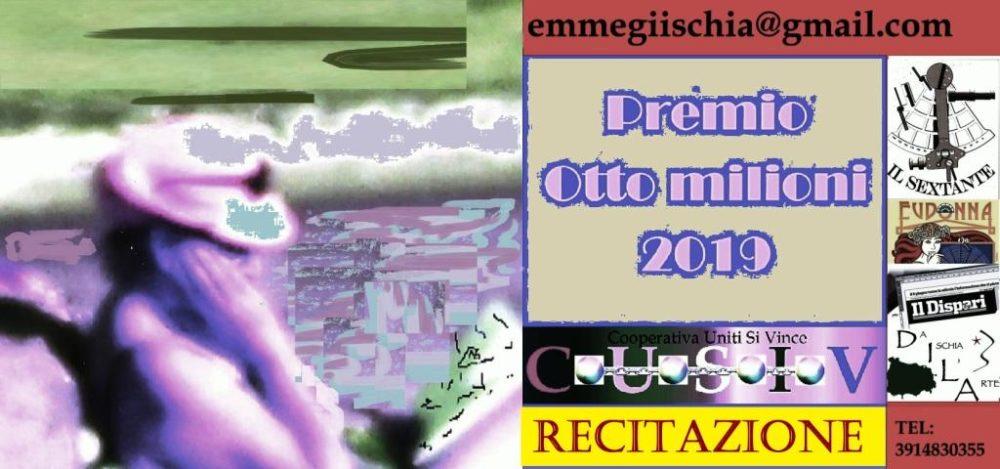 """Recitazione -Â Premio """"Otto milioni"""" 2019"""