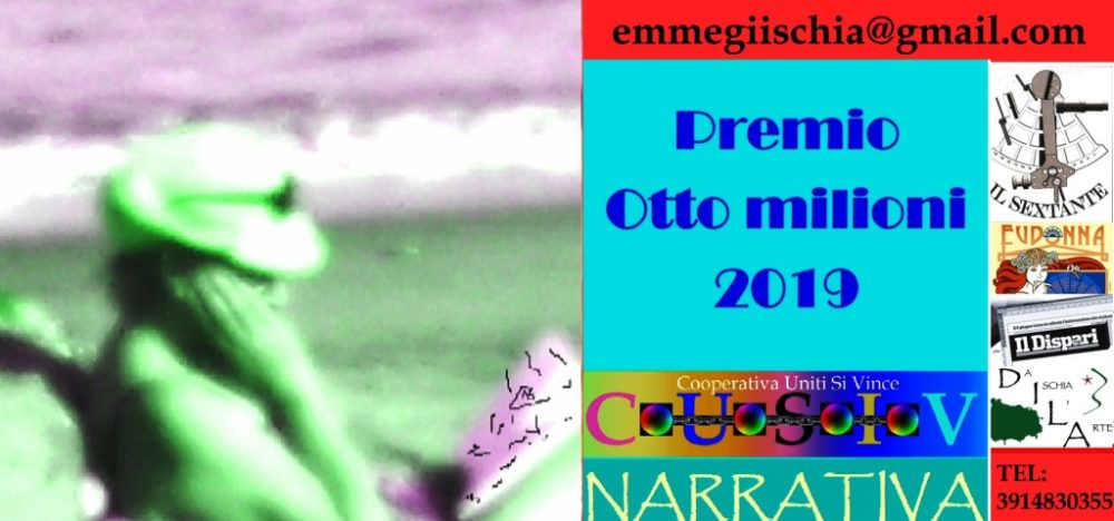 "Narrativa - Premio ""Otto milioni"" 2019"