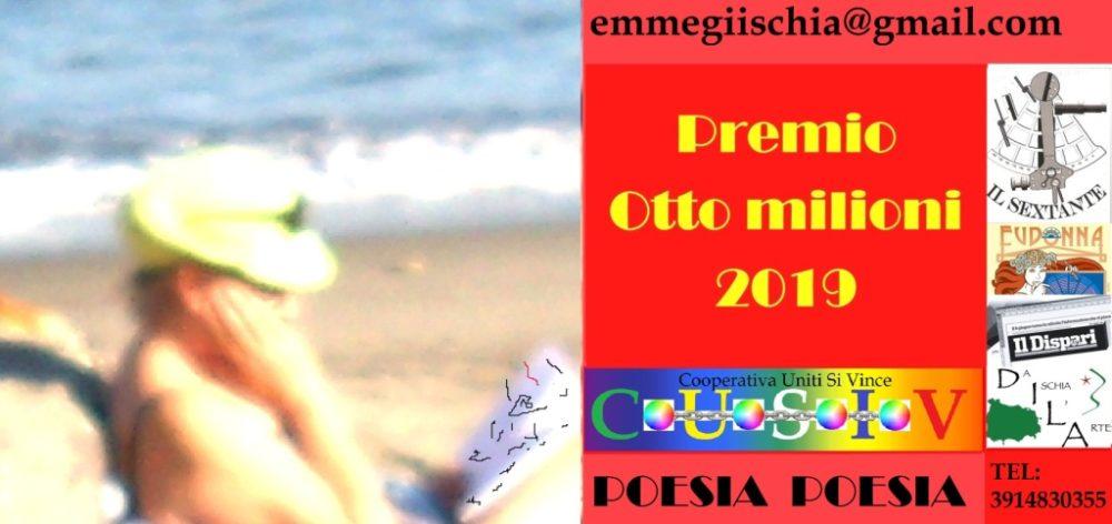 "Poesia - Premio ""Otto milioni"" 2019"