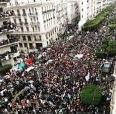 Algeria - Il Popolo è in piazza