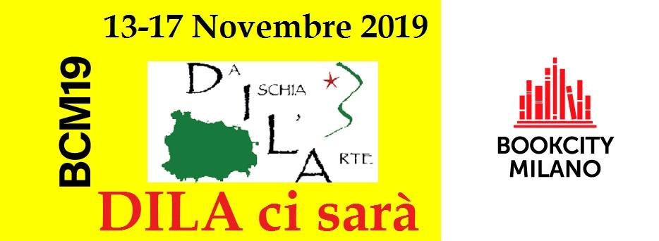 Italia - Africa - Bookcity 2019 DILA