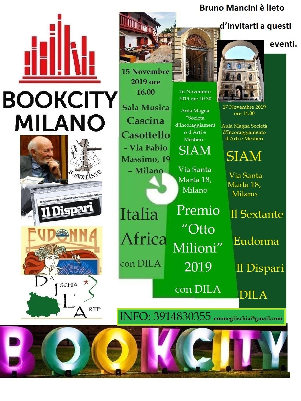 DILA & Bookcity