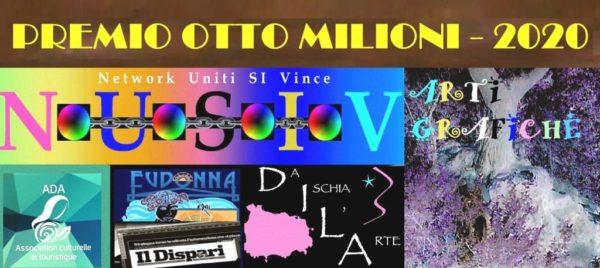 """Premio internazionale di Arti grafiche """"Otto milioni"""" – 2020"""