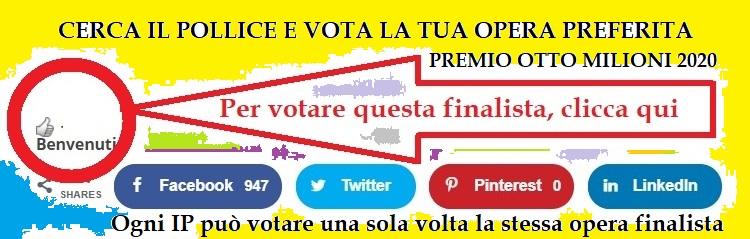 """Nar02 Brano finalista Premio Narrativa """"Otto milioni"""" 2020"""