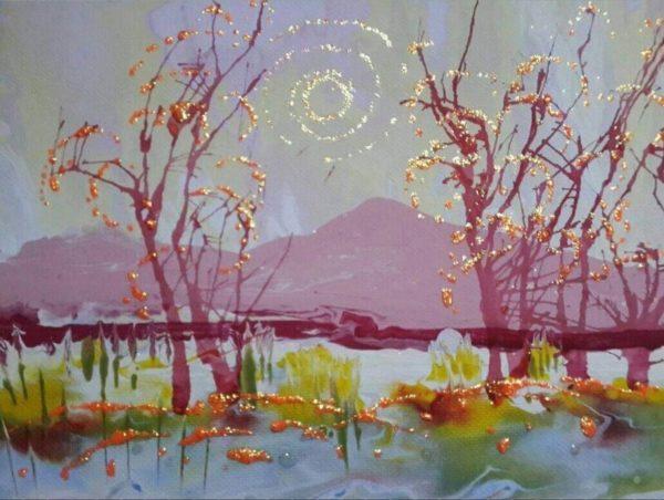 Art19 Opera finalista Adam Ilyasov Dipinto Arti grafiche