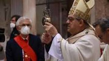 Svelato il mistero del sangue di San Gennaro