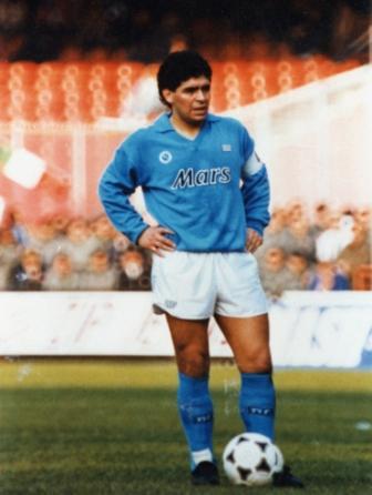 Il Dispari 20200713 – Redazione culturale DILA Diego Maradona