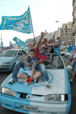 Calcio Napoli foto gruppo 6