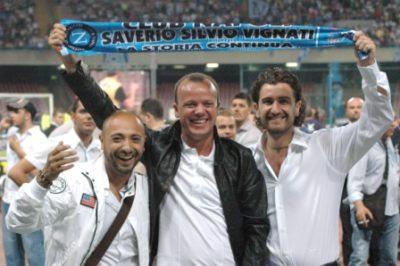 Calcio Napoli foto gruppo 7