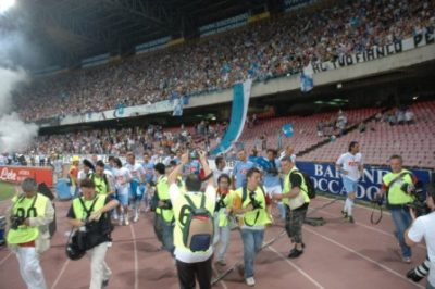 Calcio Napoli foto gruppo 8