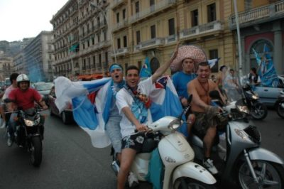 Calcio Napoli foto gruppo 2
